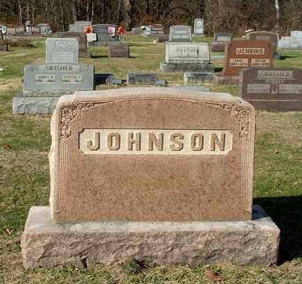 JOHNSON, FAMILY MONUMENT - Gallia County, Ohio   FAMILY MONUMENT JOHNSON - Ohio Gravestone Photos