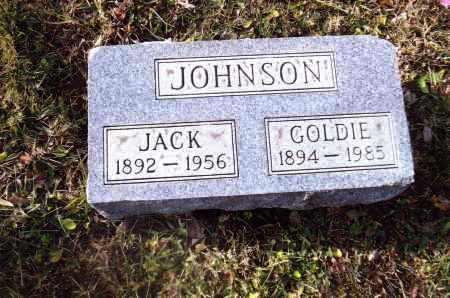 JOHNSON, JACK - Gallia County, Ohio | JACK JOHNSON - Ohio Gravestone Photos