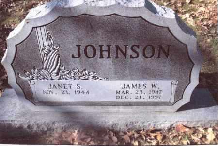 JOHNSON, JANET S. - Gallia County, Ohio   JANET S. JOHNSON - Ohio Gravestone Photos