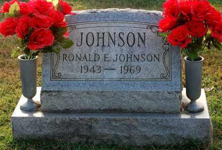 JOHNSON, RONALD - Gallia County, Ohio   RONALD JOHNSON - Ohio Gravestone Photos