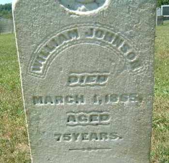 JOHNSON, WILLIAM - Gallia County, Ohio | WILLIAM JOHNSON - Ohio Gravestone Photos
