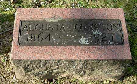JOHNSTON, AUGUSTA L - Gallia County, Ohio | AUGUSTA L JOHNSTON - Ohio Gravestone Photos
