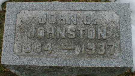 JOHNSTON, JOHN - Gallia County, Ohio   JOHN JOHNSTON - Ohio Gravestone Photos