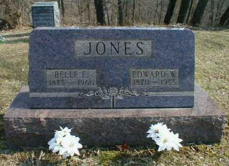 JONES, EDWARD - Gallia County, Ohio   EDWARD JONES - Ohio Gravestone Photos