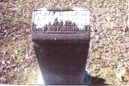JONES, FLOYD J. - Gallia County, Ohio | FLOYD J. JONES - Ohio Gravestone Photos