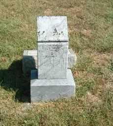 JONES, INFANT SON - Gallia County, Ohio   INFANT SON JONES - Ohio Gravestone Photos
