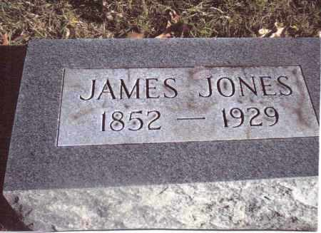 JONES, JAMES - Gallia County, Ohio | JAMES JONES - Ohio Gravestone Photos