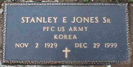 JONES, STANLEY - Gallia County, Ohio | STANLEY JONES - Ohio Gravestone Photos