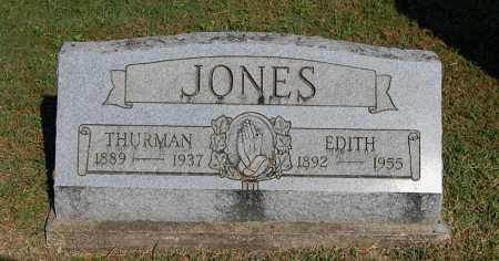 JONES, EDITH - Gallia County, Ohio | EDITH JONES - Ohio Gravestone Photos