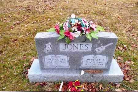 JONES, LAWRENCE J. - Gallia County, Ohio | LAWRENCE J. JONES - Ohio Gravestone Photos