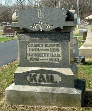 KAIL, JAMES H - Gallia County, Ohio | JAMES H KAIL - Ohio Gravestone Photos