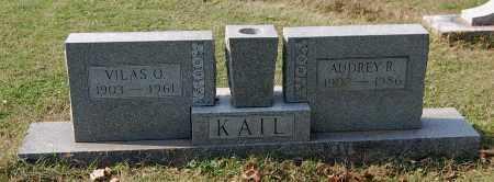 KAIL, VILAS O - Gallia County, Ohio | VILAS O KAIL - Ohio Gravestone Photos