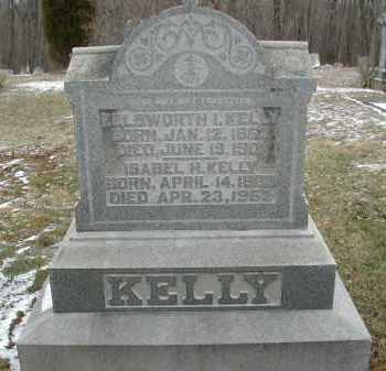 KELLY, ELLSWORTH I - Gallia County, Ohio | ELLSWORTH I KELLY - Ohio Gravestone Photos