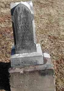 KELLY, ISIAH - Gallia County, Ohio   ISIAH KELLY - Ohio Gravestone Photos