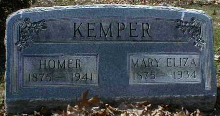 KEMPER, MARY - Gallia County, Ohio | MARY KEMPER - Ohio Gravestone Photos