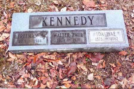 KENNEDY, FREEMAN M. - Gallia County, Ohio | FREEMAN M. KENNEDY - Ohio Gravestone Photos