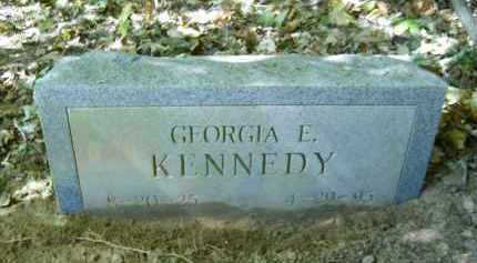 WESTFALL KENNEDY, GEORGIA - Gallia County, Ohio | GEORGIA WESTFALL KENNEDY - Ohio Gravestone Photos