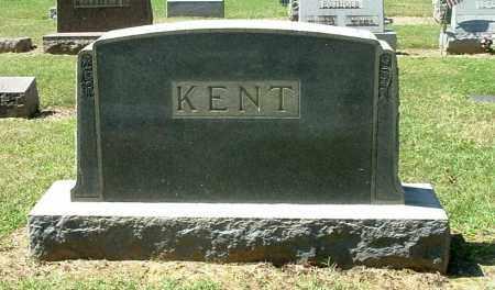 KENT, FAMILY MONUMENT - Gallia County, Ohio | FAMILY MONUMENT KENT - Ohio Gravestone Photos