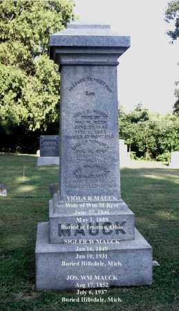 MAUCK, JOSEPH WILLIAM - Gallia County, Ohio | JOSEPH WILLIAM MAUCK - Ohio Gravestone Photos
