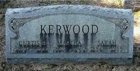 FRANCES KERWOOD, MARTHA - Gallia County, Ohio | MARTHA FRANCES KERWOOD - Ohio Gravestone Photos