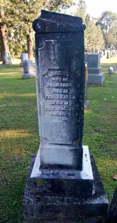 DARST KING, CLARRISSA - Gallia County, Ohio | CLARRISSA DARST KING - Ohio Gravestone Photos