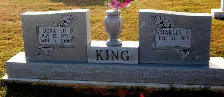 KING, CHARLES - Gallia County, Ohio | CHARLES KING - Ohio Gravestone Photos