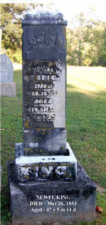 KING, NEWELL - Gallia County, Ohio | NEWELL KING - Ohio Gravestone Photos