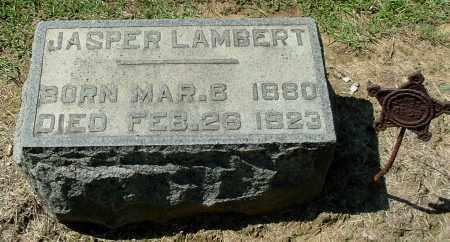 LAMBERT, JASPER - Gallia County, Ohio | JASPER LAMBERT - Ohio Gravestone Photos