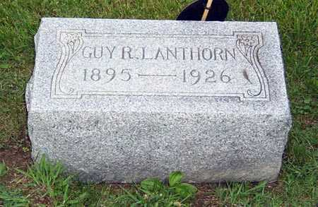 LANTHORN, GUY R. - Gallia County, Ohio | GUY R. LANTHORN - Ohio Gravestone Photos
