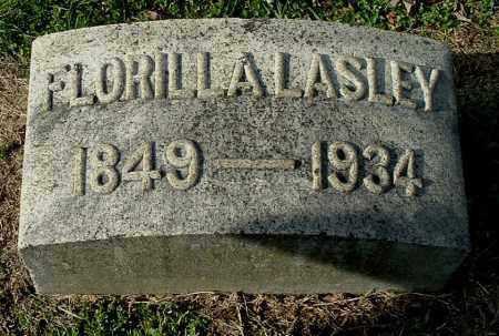 MAUCK LASLEY, FLORILLA (RILLA) - Gallia County, Ohio | FLORILLA (RILLA) MAUCK LASLEY - Ohio Gravestone Photos