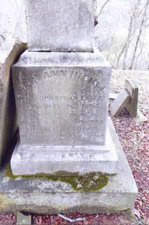 HICKLE LASLEY, MARY ANN - Gallia County, Ohio | MARY ANN HICKLE LASLEY - Ohio Gravestone Photos