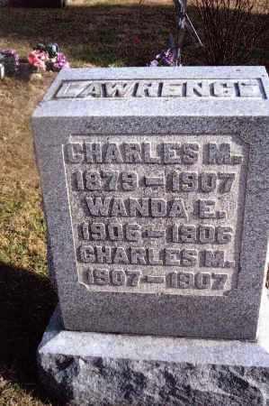 LAWRENCE, WANDA E. - Gallia County, Ohio | WANDA E. LAWRENCE - Ohio Gravestone Photos
