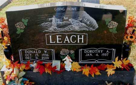 LEACH, DOROTHY - Gallia County, Ohio | DOROTHY LEACH - Ohio Gravestone Photos