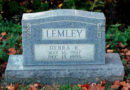 LEMLEY, DEBRA K - Gallia County, Ohio | DEBRA K LEMLEY - Ohio Gravestone Photos