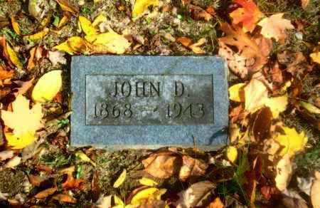 LEMLEY, JOHN D. - Gallia County, Ohio   JOHN D. LEMLEY - Ohio Gravestone Photos