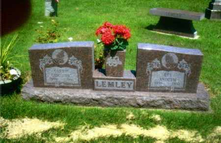 LEMLEY, CARRIE CHRISTINE - Gallia County, Ohio | CARRIE CHRISTINE LEMLEY - Ohio Gravestone Photos