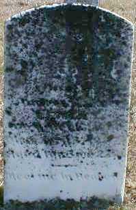 LEMLEY, REBECCA - Gallia County, Ohio   REBECCA LEMLEY - Ohio Gravestone Photos