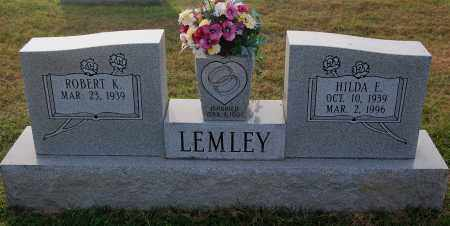 LEMLEY, HILDA - Gallia County, Ohio | HILDA LEMLEY - Ohio Gravestone Photos