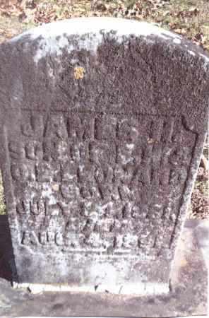 LEONARD, JAMES H. - Gallia County, Ohio | JAMES H. LEONARD - Ohio Gravestone Photos