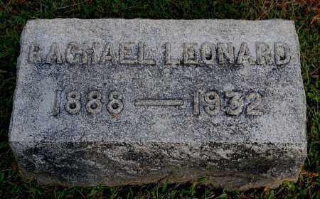 LEONARD, RACHAEL LOUISE - Gallia County, Ohio   RACHAEL LOUISE LEONARD - Ohio Gravestone Photos
