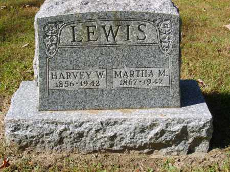LEWIS, MARTHA - Gallia County, Ohio | MARTHA LEWIS - Ohio Gravestone Photos