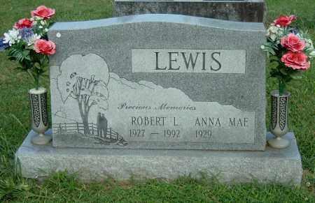 LEWIS, ROBERT L., SR. - Gallia County, Ohio | ROBERT L., SR. LEWIS - Ohio Gravestone Photos