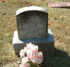 LILLY, CHARLES O. - Gallia County, Ohio   CHARLES O. LILLY - Ohio Gravestone Photos