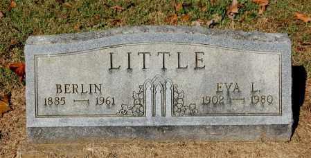 PRICE LITTLE, EVA L - Gallia County, Ohio | EVA L PRICE LITTLE - Ohio Gravestone Photos