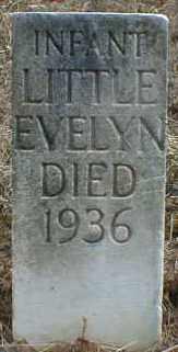 LITTLE, EVELYN - Gallia County, Ohio | EVELYN LITTLE - Ohio Gravestone Photos