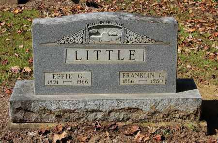 LITTLE, FRANKLIN LORN - Gallia County, Ohio | FRANKLIN LORN LITTLE - Ohio Gravestone Photos