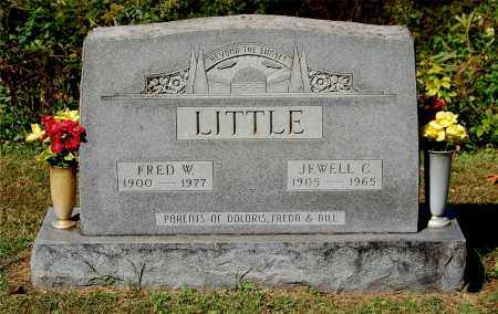 LITTLE, FRED WILLIAM - Gallia County, Ohio | FRED WILLIAM LITTLE - Ohio Gravestone Photos