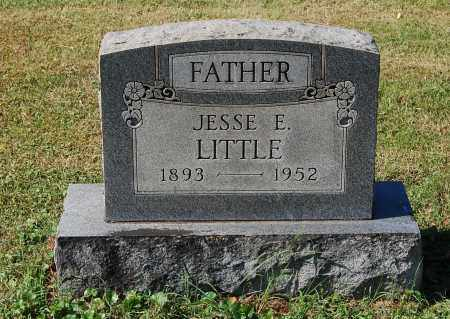 LITTLE, JESSE EDWARD - Gallia County, Ohio | JESSE EDWARD LITTLE - Ohio Gravestone Photos