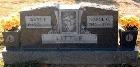 LITTLE, CAROL - Gallia County, Ohio | CAROL LITTLE - Ohio Gravestone Photos