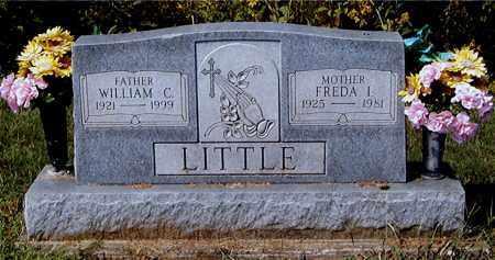 LITTLE, WILLIAM - Gallia County, Ohio | WILLIAM LITTLE - Ohio Gravestone Photos
